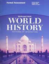 9780618409280-0618409289-McDougal Littell World History: Patterns of Interaction: Formal Assessment Grades 9-12
