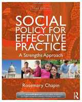 9780415519922-0415519926-Social Policy for Effective Practice: A Strengths Approach (New Directions in Social Work)