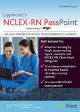 9781469809359-1469809354-Lippincott's NCLEX-RN PassPoint: Powered by PrepU (PREPU-PassPoint)