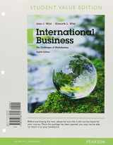 9780133972917-0133972917-International Business: The Challenges of Globalization, Student Value Edition Plus Mylab Management with Pearson Etext -- Access Card Package