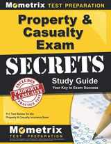9781610727785-1610727789-Property & Casualty Exam Secrets Study Guide: P-C Test Review for the Property & Casualty Insurance Exam (Mometrix Secrets Study Guides)