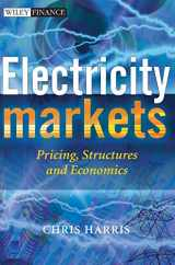 9780470011584-0470011580-Electricity Markets: Pricing, Structures and Economics