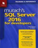 9781890774967-1890774960-Murach's SQL Server 2016 for Developers