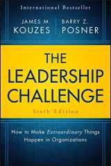 9781119278962-1119278961-The Leadership Challenge: How to Make Extraordinary Things Happen in Organizations (J-B Leadership Challenge: Kouzes/Posner)