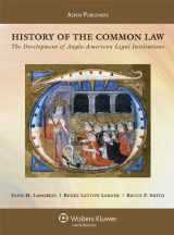 9780735562905-0735562903-History of the Common Law: The Development of Anglo-American Legal Institutions