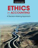 9781118928332-1118928334-Ethics In Accounting A Decision-Making Approach