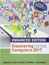 9781337351898-133735189X-Bundle: Enhanced Discovering Computers ©2017, Loose-leaf Version + MindTap Computing, 1 term (6 months) Printed Access Card