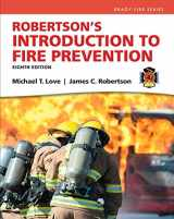 9780133843279-0133843270-Robertson's Introduction to Fire Prevention (8th Edition) (Brady Fire)