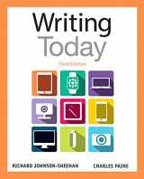9780321984654-032198465X-Writing Today (3rd Edition)