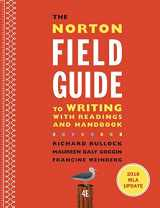 NORTON FIELD GUIDE TO WRITING W/RDGS & HDBK 2016 MLA UPDATE 4