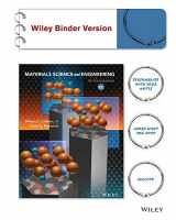 9781118566541-1118566548-Materials Science and Engineering: An Introduction 9e Binder Ready Version + WileyPLUS Registration Card