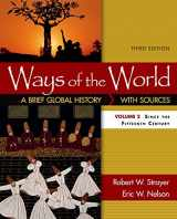 9781319018429-1319018424-Ways of the World: A Brief Global History with Sources, Volume II