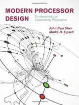 9781478607830-1478607831-Modern Processor Design: Fundamentals of Superscalar Processors