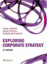 9780273711919-0273711911-Exploring Corporate Strategy (8th Edition)