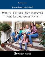 9781543813081-1543813089-Wills, Trusts, and Estates for Legal Assistants (Aspen Paralegal)