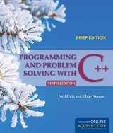 9781284028645-128402864X-Programming and Problem Solving with C++: Brief