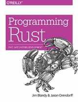 9781491927281-1491927283-Programming Rust: Fast, Safe Systems Development