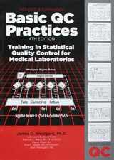 9781886958302-1886958300-Basic QC Practices: Training in Statistical Quality Control for Medical Laboratories