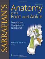 9780781797504-0781797500-Sarrafian's Anatomy of the Foot and Ankle: Descriptive, Topographic, Functional