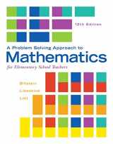 Problem Solving Approach to Mathematics for Elementary School Teachers, A, Plus MyMathLab -- Access Card Package (12th Edition)