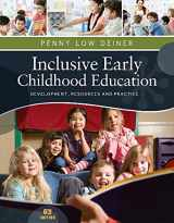 9781111837150-1111837155-Inclusive Early Childhood Education: Development, Resources, and Practice (PSY 683 Psychology of the Exceptional Child)