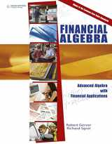 Financial Algebra: Advanced Algebra with Financial Applications