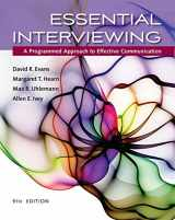 Essential Interviewing: A Programmed Approach to Effective Communication