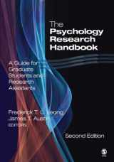 9780761930228-0761930221-The Psychology Research Handbook: A Guide for Graduate Students and Research Assistants