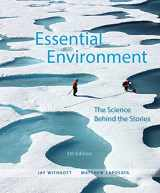 9780321984456-0321984455-Essential Environment: The Science Behind the Stories Plus Mastering Environmental Science with eText -- Access Card Package (5th Edition)