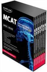 9781618656445-1618656449-Kaplan MCAT Complete 7-Book Subject Review: Created for MCAT 2015 (Kaplan Test Prep)
