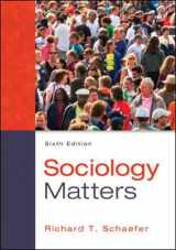 9780078026959-0078026954-Sociology Matters