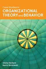 9781449634285-1449634281-Case Studies in Organizational Behavior and Theory for Health Care