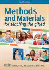 9781618212672-1618212672-Methods and Materials for Teaching the Gifted (4th ed.)