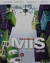 9780134473697-0134473698-Experiencing MIS Plus MyMISLab with Pearson eText -- Access Card Package (7th Edition)