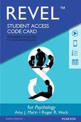 9780205920013-0205920012-Psychology Revel Access Code