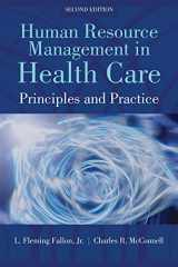 9781449688837-1449688837-Human Resource Management In Health Care: Principles and Practices