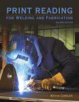 9780133803839-013380383X-Print Reading for Welders and Fabrication (2nd Edition)