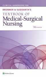 9781496355140-1496355148-Brunner & Suddarth's Textbook of Medicalsurgical Nursing: Clinical Handbook