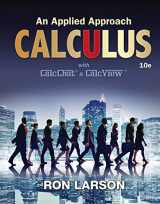 9781305860919-1305860918-Calculus: An Applied Approach