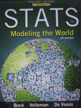 9780133151541-0133151549-Stats: Modeling the World AP (NASTA) Edition
