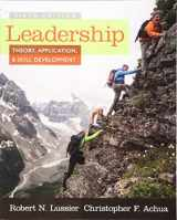 9781285866352-1285866355-Leadership: Theory, Application, & Skill Development