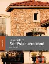 Essentials of Real Estate Investment, 10th Edition