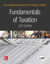 9781259575549-1259575543-Fundamentals of Taxation 2017 Edition