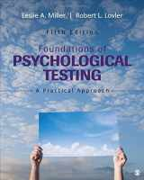 9781483369259-1483369250-Foundations of Psychological Testing: A Practical Approach