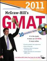 McGraw-Hill's GMAT with CD-ROM, 2011 Edition