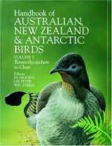 Handbook of Australian, New Zealand and Antarctic Birds: Volume 5: Tyrant-flycatchers to Chats