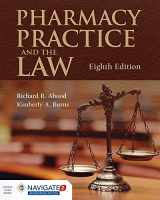 9781284089110-1284089118-Pharmacy Practice and the Law