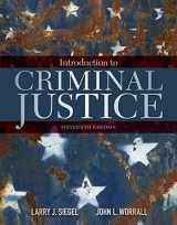 9781305969766-1305969766-Introduction to Criminal Justice