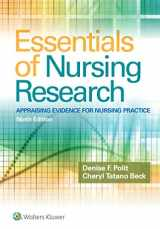 9781496351296-1496351290-Essentials of Nursing Research: Appraising Evidence for Nursing Practice