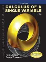 9781285060330-1285060334-Calculus of a Single Variable